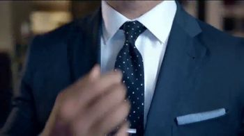 Men's Wearhouse Custom Suits TV Spot, 'Fabric That Speaks to You' Featuring Jesse Palmer - Thumbnail 5