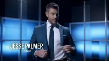 Men's Wearhouse Custom Suits TV Spot, 'Fabric That Speaks to You' Featuring Jesse Palmer - Thumbnail 6