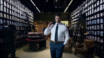 Men's Wearhouse Custom Suits TV Spot, 'Fabric That Speaks to You' Featuring Jesse Palmer - Thumbnail 8
