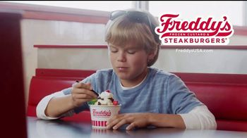 Freddy's Dirt n' Worms Sundae TV Spot, 'THIS Good: Kid'