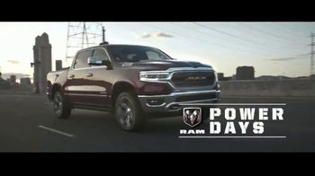 Ram Trucks Power Days TV Spot, 'Tailgating' [T2] - Thumbnail 4