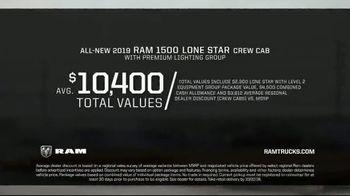 Ram Trucks Power Days TV Spot, 'Tailgating' [T2] - Thumbnail 6