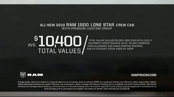 Ram Trucks Power Days TV Spot, 'Tailgating' [T2] - Thumbnail 7