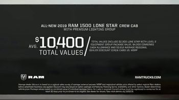 Ram Trucks Power Days TV Spot, 'Tailgating' [T2] - Thumbnail 8