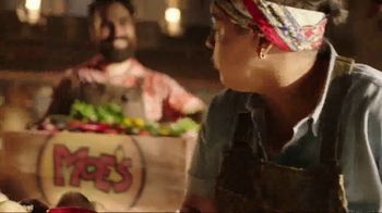 Moe's Southwest Grill Catering TV Spot, 'Real Southwest and Proud' - Thumbnail 2