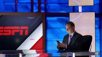 Metro by T-Mobile TV Spot, 'Competition: A Woj Story' Featuring Adrian Wojnarowski - Thumbnail 8