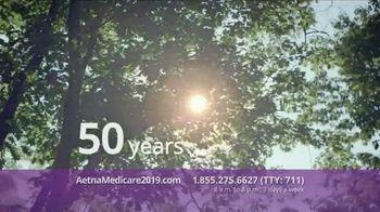 Aetna Medicare Advantage Plans TV Spot, 'Moving Forward: Reward Card' - Thumbnail 2