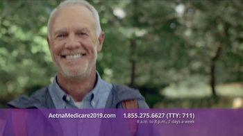 Aetna Medicare Advantage Plans TV Spot, 'Moving Forward: Reward Card' - Thumbnail 3