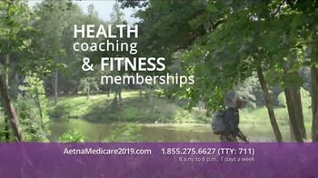 Aetna Medicare Advantage Plans TV Spot, 'Moving Forward: Reward Card' - Thumbnail 4