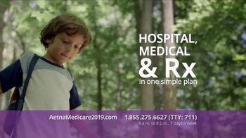 Aetna Medicare Advantage Plans TV Spot, 'Moving Forward: Reward Card' - Thumbnail 5