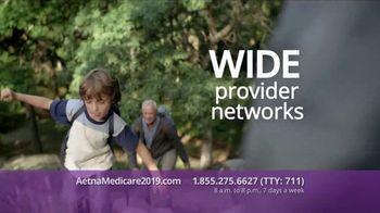 Aetna Medicare Advantage Plans TV Spot, 'Moving Forward: Reward Card' - Thumbnail 6