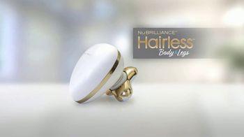 NuBrilliance Hairless Body & Legs TV Spot, 'Multi-Action' - Thumbnail 2