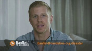 Banfield Foundation TV Spot, 'Pets and Disasters' Featuring Sean Lowe - Thumbnail 8