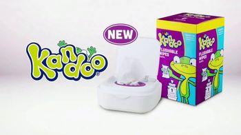 Kandoo Flushable Wipes TV Spot, 'Made for Me' - Thumbnail 10