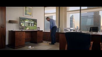 Charles Schwab Online Equity Trades TV Spot, 'Office Putting' - Thumbnail 1