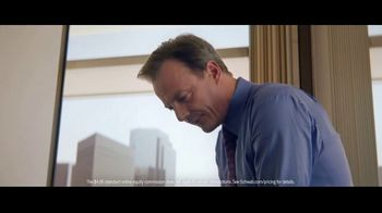 Charles Schwab Online Equity Trades TV Spot, 'Office Putting' - Thumbnail 6