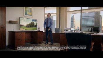 Charles Schwab Online Equity Trades TV Spot, 'Office Putting' - Thumbnail 8