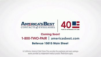 America's Best Contacts and Eyeglasses Designer Sale TV Spot, 'Runway' - Thumbnail 8