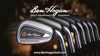 Ben Hogan Edge Irons TV Spot, 'Handcrafted' - Thumbnail 8