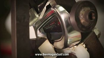 Ben Hogan Edge Irons TV Spot, 'Handcrafted' - Thumbnail 2