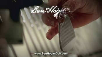 Ben Hogan Edge Irons TV Spot, 'Handcrafted' - Thumbnail 5