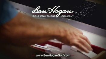 Ben Hogan Edge Irons TV Spot, 'Handcrafted' - Thumbnail 6