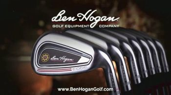 Ben Hogan Edge Irons TV Spot, 'Handcrafted' - Thumbnail 7