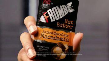 FBOMB Nut Butters TV Spot, 'I Eat Fat' - Thumbnail 6