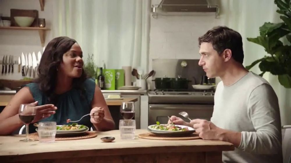 HelloFresh TV Commercial, 'Tre and Rich: $60'