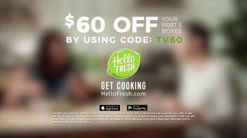 HelloFresh TV Spot, 'Tre and Rich: $60' - Thumbnail 8
