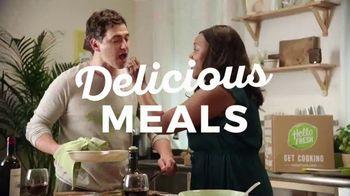 HelloFresh TV Spot, 'Tre and Rich: $60' - Thumbnail 4