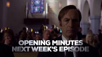 AMC Premiere TV Spot, 'XFINITY X1: Better Call Saul: Upgrade' - 3 commercial airings