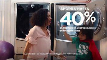 JCPenney Gran Venta de Electrodomésticos TV Spot, 'Estilos' [Spanish] - Thumbnail 4