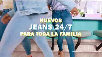 Old Navy 24/7 Jeans TV Spot, 'Demin para la familia' [Spanish] - Thumbnail 4