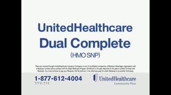 UnitedHealthcare Dual Complete TV Spot, '40 Years of Experience' - Thumbnail 4