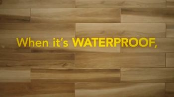 Lumber Liquidators Labor Day Flooring Sale TV Spot, 'Peace of Mind' - Thumbnail 1