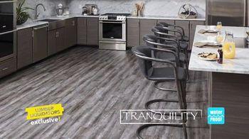 Lumber Liquidators Labor Day Flooring Sale TV Spot, 'Peace of Mind' - Thumbnail 5
