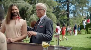 Smirnoff TV Spot, 'Pet Name' Featuring Ted Danson, Jonathan Van Ness - Thumbnail 3