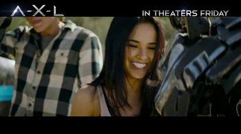 A-X-L - Alternate Trailer 13