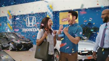 Honda Summer Spectacular Event TV Spot, 'Satisfied Pair' [T2] - 1033 commercial airings