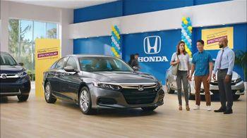 Honda Summer Spectacular Event TV Spot, 'Satisfied Pair' [T2] - Thumbnail 7