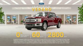 Ford Gran Venta de Verano TV Spot, 'Barco favorito' [Spanish] [T2] - Thumbnail 7
