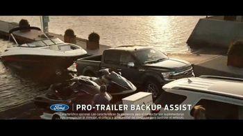 Ford Gran Venta de Verano TV Spot, 'Barco favorito' [Spanish] [T2] - Thumbnail 4