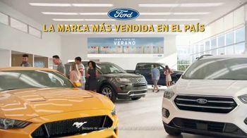 Ford Gran Venta de Verano TV Spot, 'Barco favorito' [Spanish] [T2] - Thumbnail 6