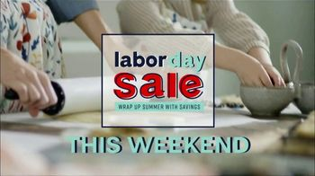 Ashley HomeStore Labor Day Sale TV Spot, 'Doorbusters: Sectional' - Thumbnail 1