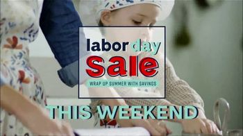 Ashley HomeStore Labor Day Sale TV Spot, 'Doorbusters: Sectional' - Thumbnail 2