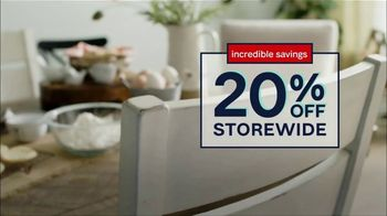 Ashley HomeStore Labor Day Sale TV Spot, 'Doorbusters: Sectional' - Thumbnail 4