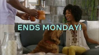 Ashley HomeStore Labor Day Sale TV Spot, 'Doorbusters: Sectional' - Thumbnail 8