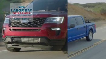 Ford Labor Day Sales Event TV Spot, 'These Deals Won't Last' [T2] - Thumbnail 5