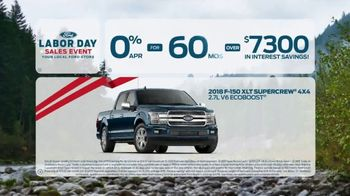 Ford Labor Day Sales Event TV Spot, 'These Deals Won't Last' [T2] - Thumbnail 7